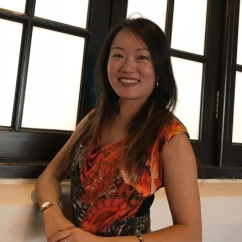 DESIGN & PROJECT COORDINATOR - JULIA KONG